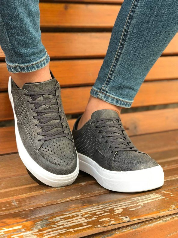 Chekich CH015 BT Erkek Ayakkabı ANTRASİT