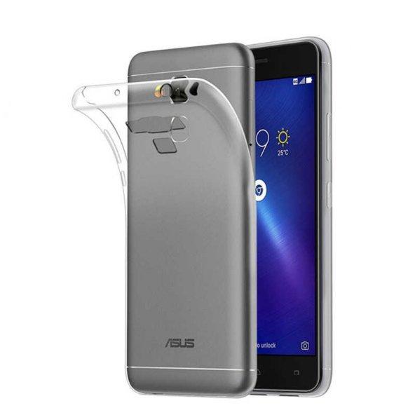 Asus Zenfone 3 Max ZC553KL Kılıf Zore Süper Silikon