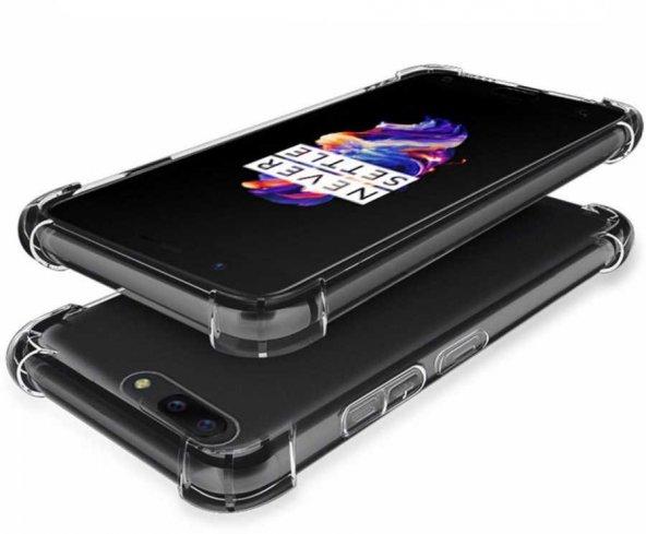 Asus Zenfone 4 Max ZC554KL Kılıf Zore Nitro Anti Shock Silikon