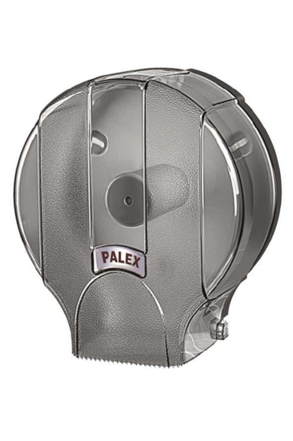 Palex Standart Jumbo Tuvalet Kağıdı Dispenseri Şeffaf Füme