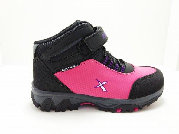 Kinetix Roha 9pr Fuşya Kız Çocuk Outdoor