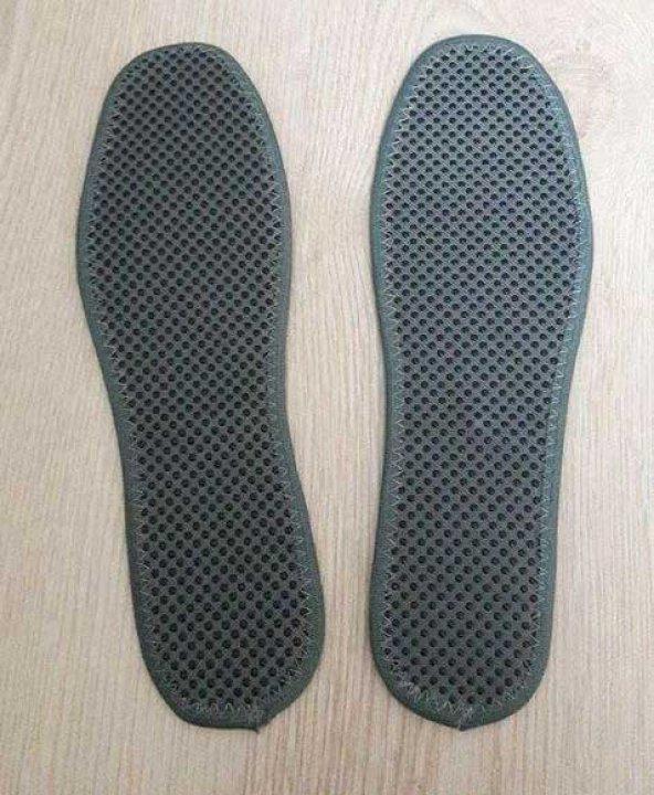 Ayak Isıtıcı Manyetik Ayakkabı Tabanlığı 43 Numara