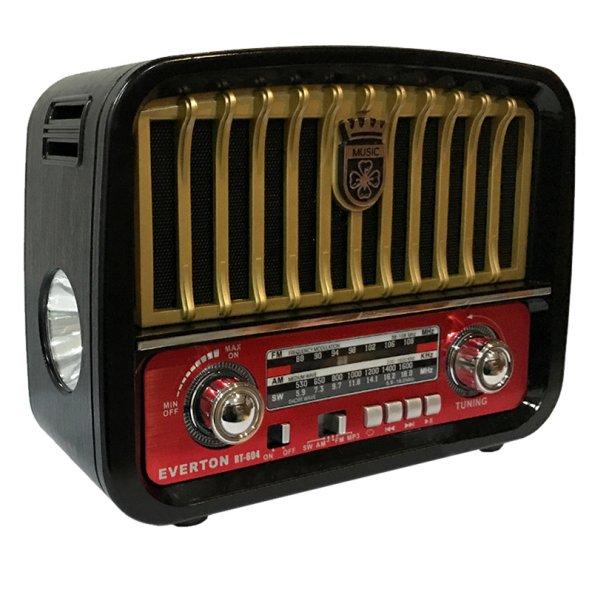 Everton RT-604 USB-SD-FM El Fenerli Radyo