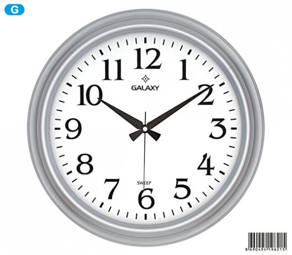 Galaxy Premium 1962-G Duvar Saat