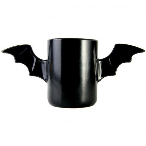 Seramik Bat Mug Kupa Bardak