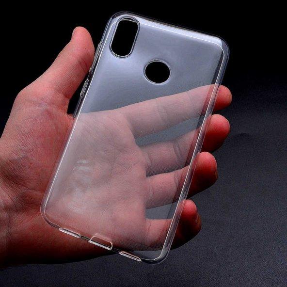 Casper Via A3 Plus Kılıf Zore Süper Silikon