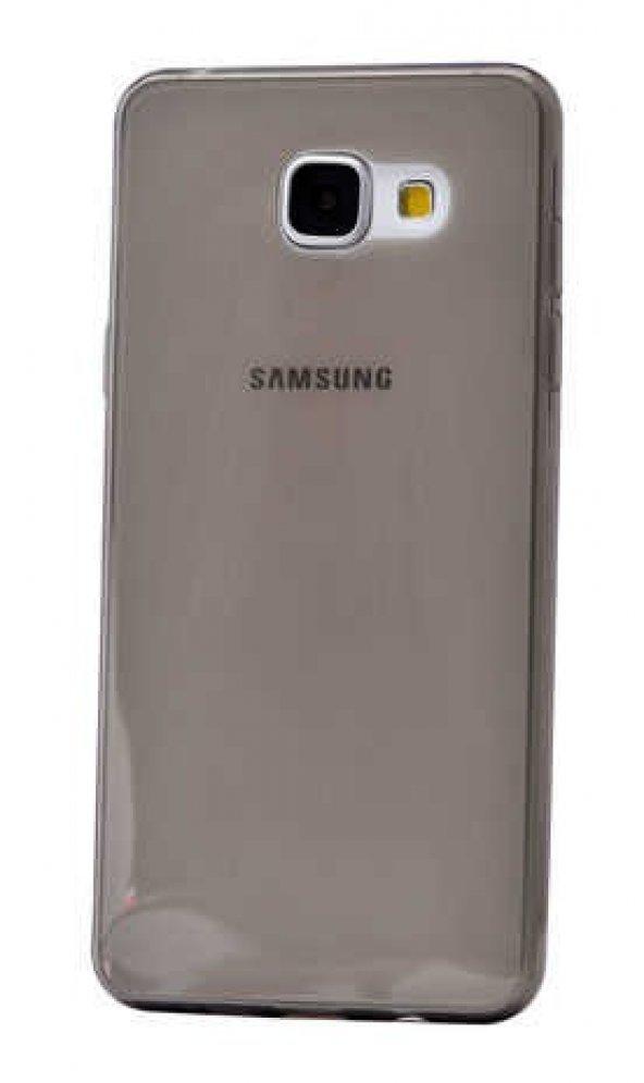 Galaxy A5 2016 Kılıf Zore Ultra İnce Silikon Kapak 0.2 mm