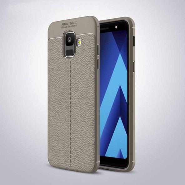 Galaxy A6 2018 Kılıf Zore Niss Silikon