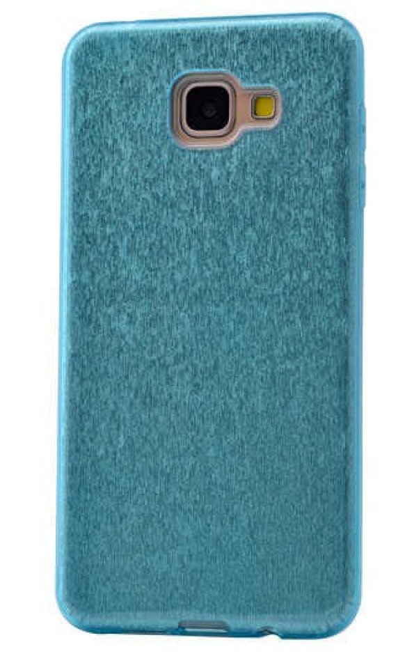 Galaxy A7 2016 Kılıf Zore Shining Silikon