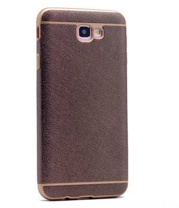 Galaxy A7 2016 Kılıf Zore Simli Sude Silikon