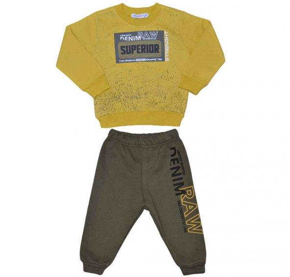 Benigiy 9073 Takım Sarı