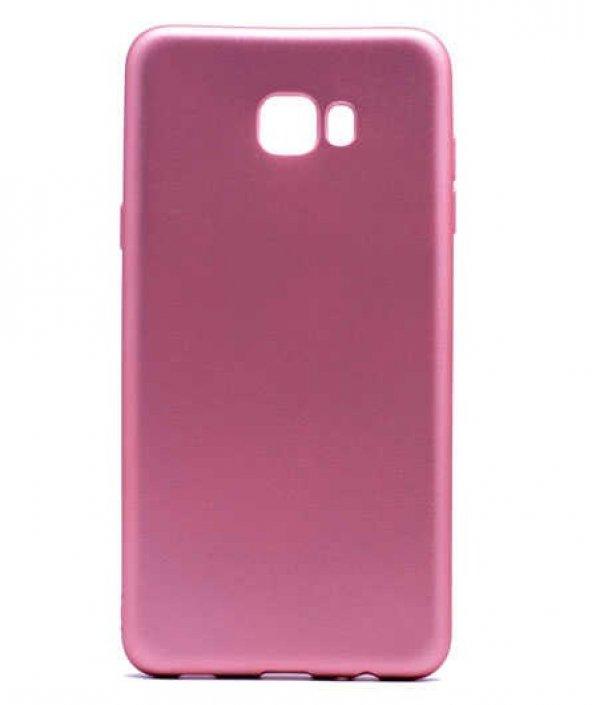 Galaxy C7 Pro Kılıf Zore Premier Silikon