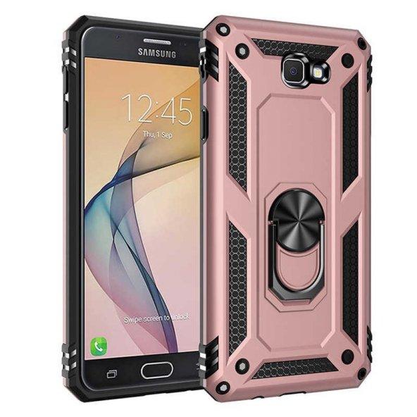 Galaxy J7 Prime Kılıf Zore Vega Silikon