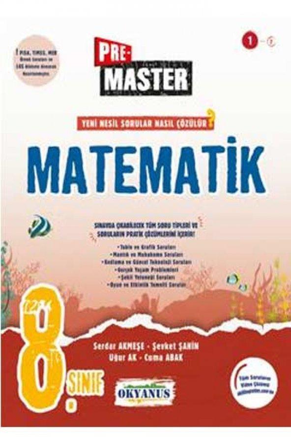 8. Sınıf Premaster Matematik Soru Bankası Okyanus Yayınları