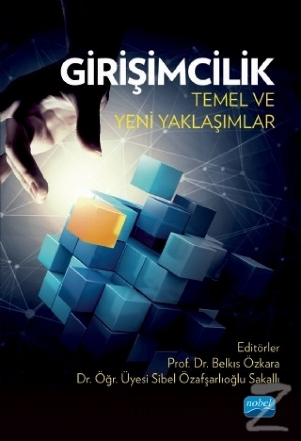 Girişimcilik/Alkan Alkaya,Başak Nur Arasan,Belkıs