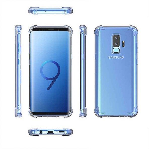 Galaxy S9 Plus Kılıf Zore Nitro Anti Shock Silikon