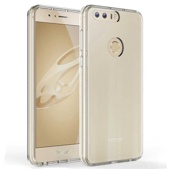 Huawei Honor 8 Kılıf Zore Süper Silikon