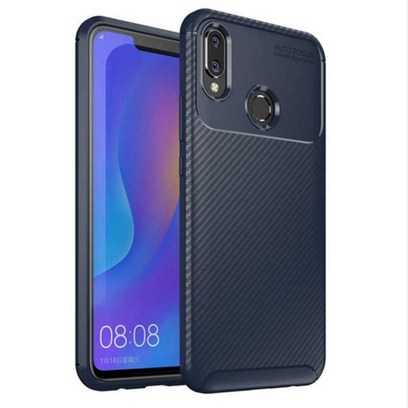 Huawei Honor Play Kılıf Zore Negro Silikon
