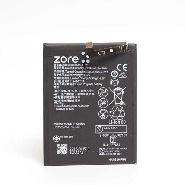 Huawei Mate 10 Pro Zore Tam Orijinal Batarya