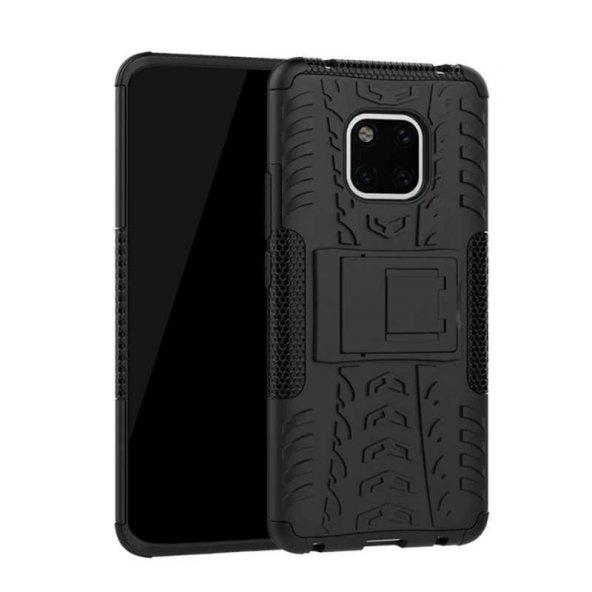 Huawei Mate 20 Pro Kılıf Zore Hibrit Silikon