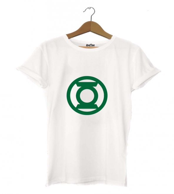 Sheldon Green Lantern Erkek Tişört - Dyetee