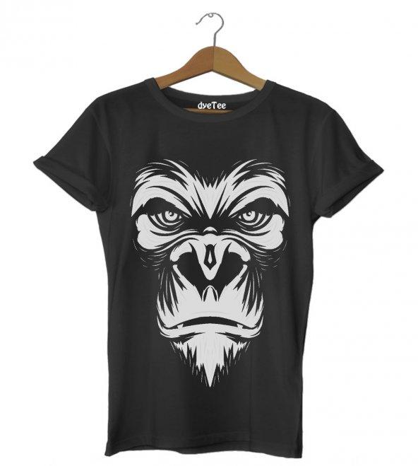 King Kong Erkek Tişört - Dyetee