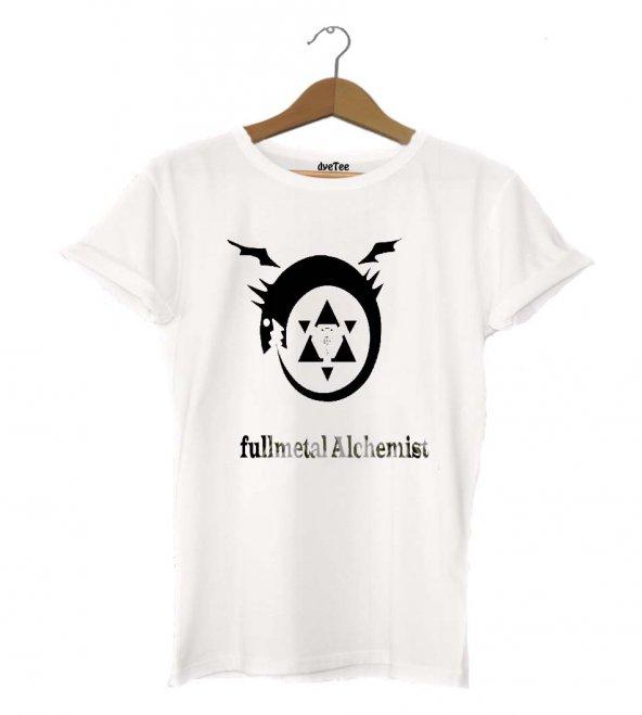 Fullmetal Alchemist Kadın Tişört - Dyetee
