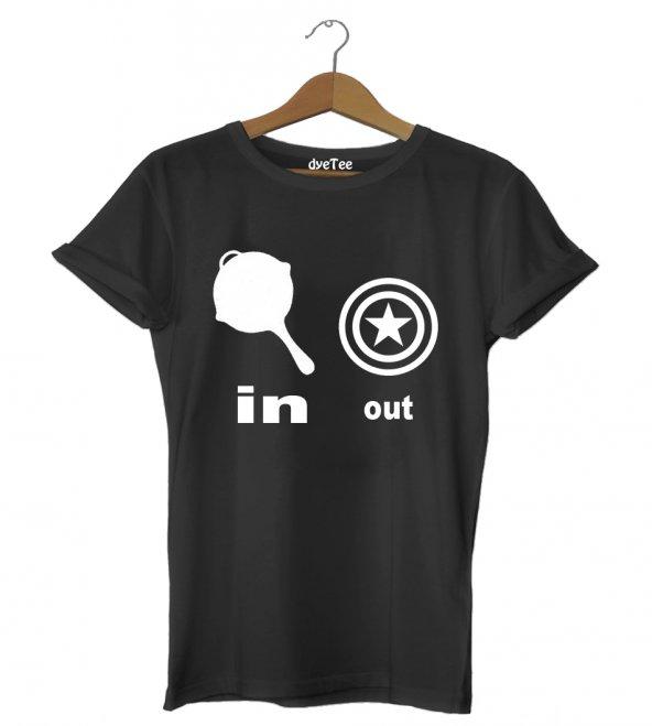 PUBG Tava Pan Kadın Tişört - Dyetee