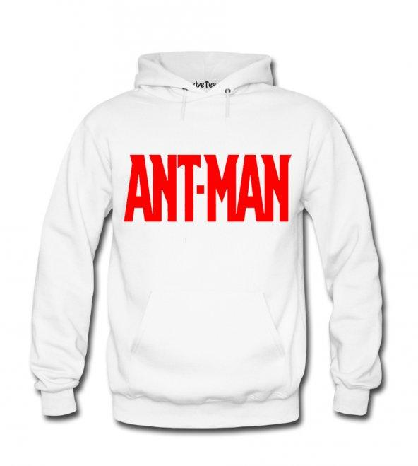 Ant-Man Erkek Sweatshirt ve Kapüşonlu - Dyetee