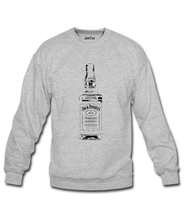 Jack D N LS Erkek Sweatshirt ve Kapüşonlu - Dyetee