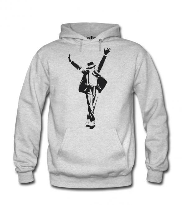 Michael Jackson Trend Erkek Sweatshirt ve Kapüşonlu - Dyetee