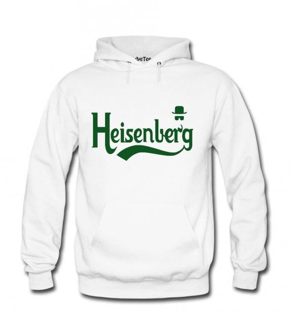 Heisenberg Carlsberg Kadın Sweatshirt ve Kapüşonlu - Dyetee