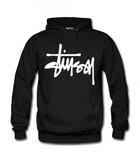 Stinson İmza Kadın Sweatshirt ve Kapüşonlu - Dyetee