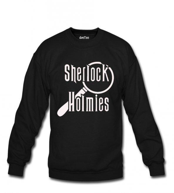 Sherlock Holmies Kadın Sweatshirt ve Kapüşonlu - Dyetee