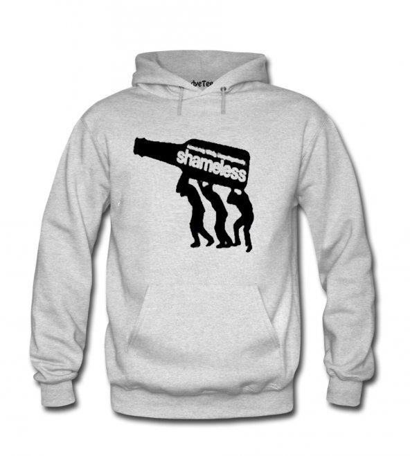 Shameless Carry On Kadın Sweatshirt ve Kapüşonlu - Dyetee