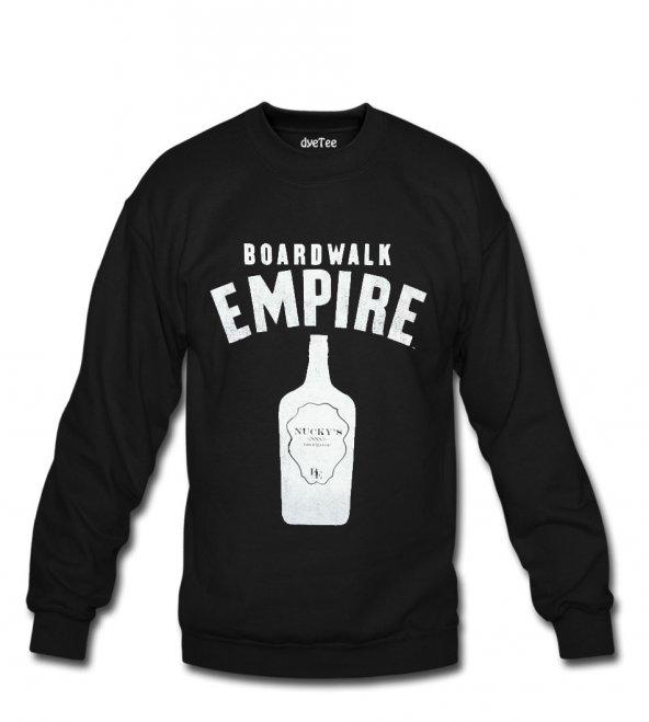 Boardwalk Empire Kadın Sweatshirt ve Kapüşonlu - Dyetee