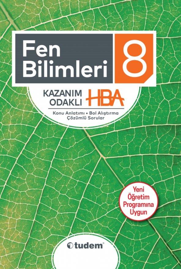 TUDEM 8.SINIF FEN BİLİMLERİ KAZANIM ODAKLI HBA (YENİ)