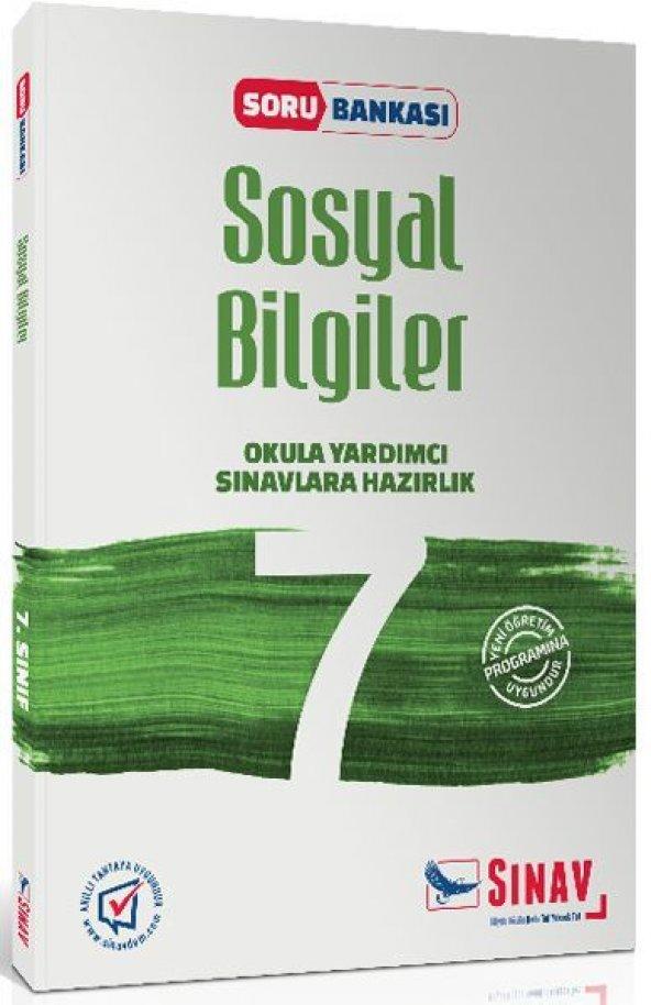 SINAV 7.SINIF SOSYAL BİLGİLER SORU BANKASI (2020)