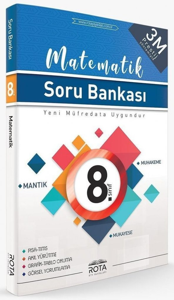 ROTA 8.SINIF MATEMATİK SORU BANKASI (2020)
