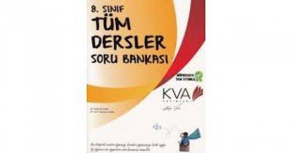 KORAY VAROL 8.SINIF TÜM DERSLER SORU BANKASI (2020)