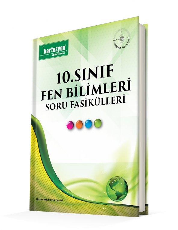 KARTEZYEN 10.SINIF FEN BİLİMLERİ SORU FAS. KKS (YENİ)