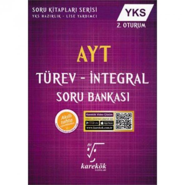 KAREKÖK AYT TÜREV-İNEGRAL SORU BANKASI (YENİ)