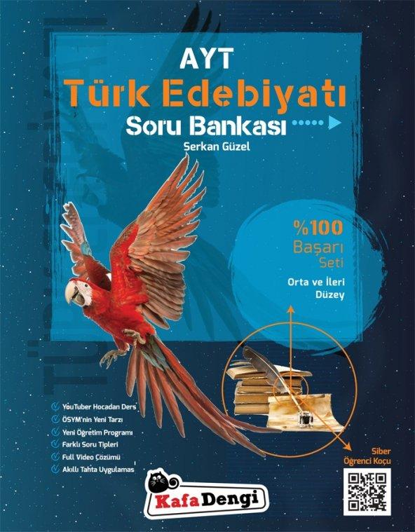KAFA DENGİ AYT EDEBİYAT SORU BANKASI (2020)