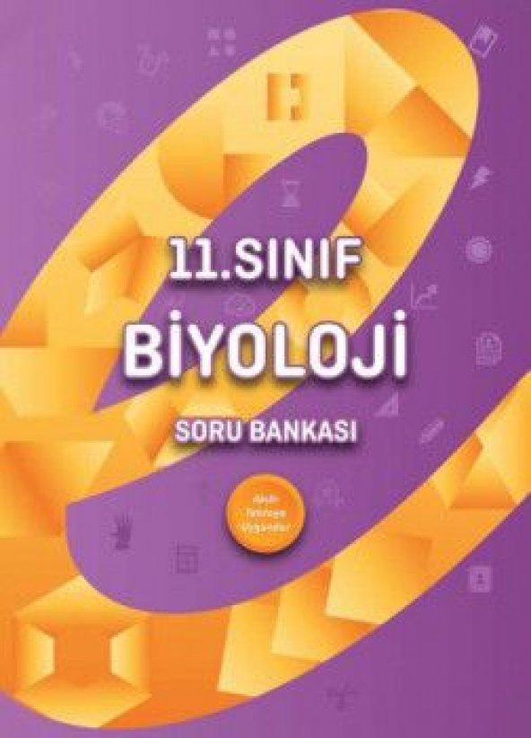 ENDEMİK 11.SINIF BİYOLOJİ SORU BANKASI (YENİ)