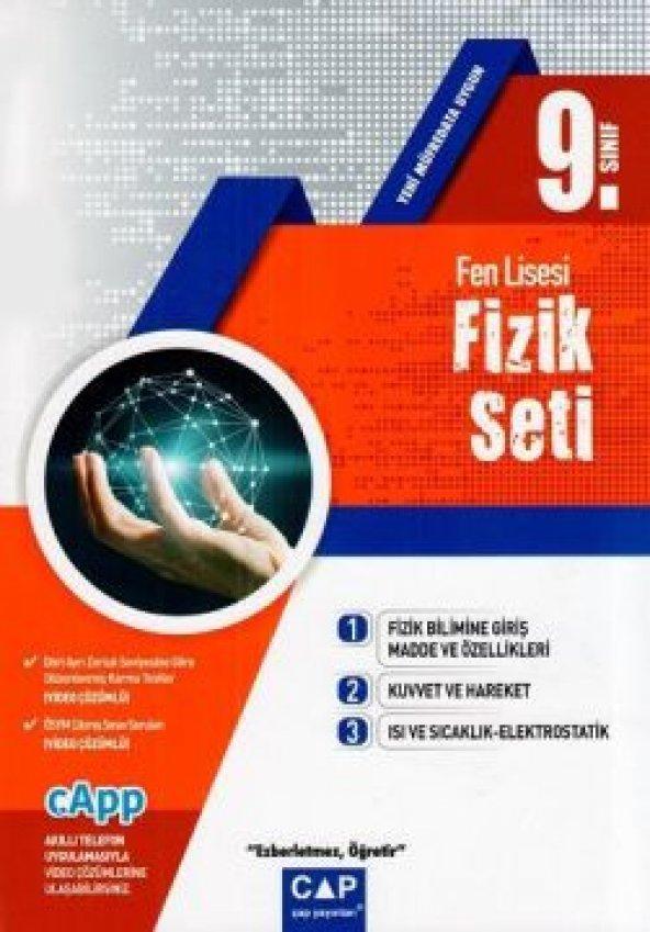 ÇAP YAYIN 9.SINIF FEN LİSESİ FİZİK SETİ - 2019