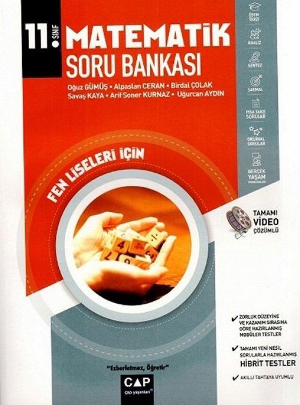 ÇAP 11.SINIF MATEMATİK FEN LİSELERİNE SORU BANKASI (2020)
