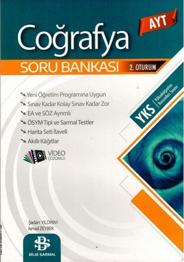 BİGİ SARMAL AYT COĞRAFYA SORU BANKASI (2020)