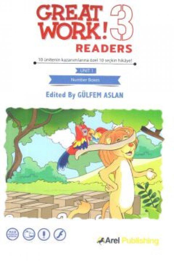 AREL GREAT WORK READERS-3 (YENİ)