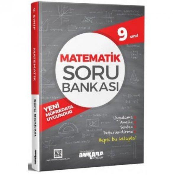 ANKARA 9.SINIF MATEMATİK SORU BANKASI (YENİ)