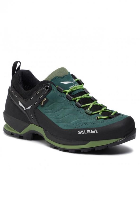 Salewa Mountain Trainer Gore-Tex Lacivert Erkek Trekking Ayakkabısı